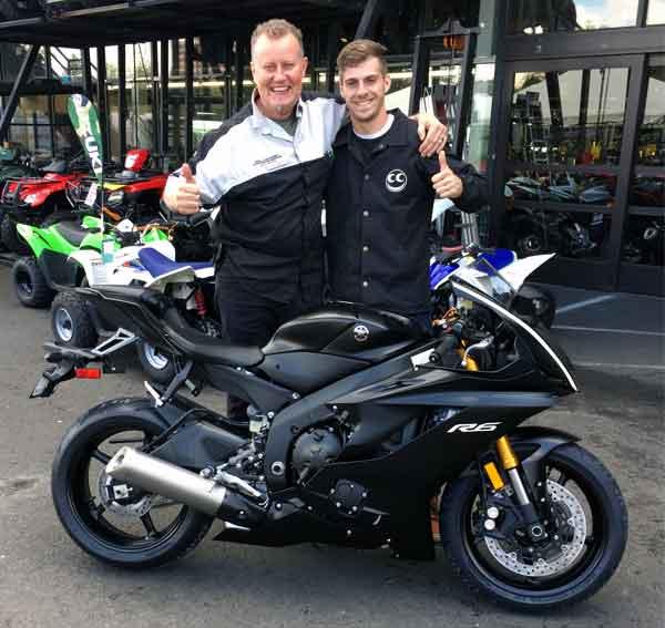 April Update Andy Dibrino Racing